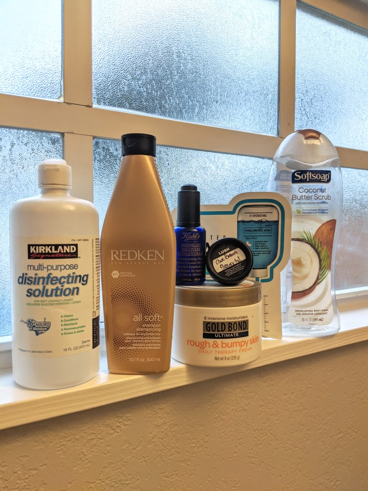 Good Till the Last Drop – September Empties